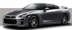 EXTREME DIMENSIONS GT-R ボディキット